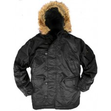 Knox Armory N3B Parka Black Jacket