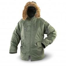 Knox Armory N3B Parka Sage Green Jacket