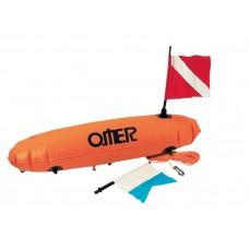 Omer New Torpedo plūduras