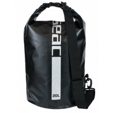 Seac Sub dry bag 20L black
