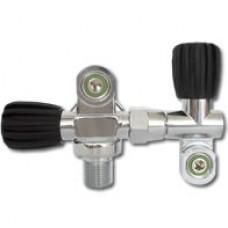 Single tank H valve 300BAR