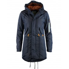 Alpha Industries Fishtail CW TT Lady Blue