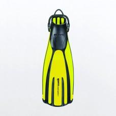 Mares AVANTI QUATTRO + yellow fins