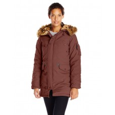 Alpha Industries Altitude Lady Red Ochre