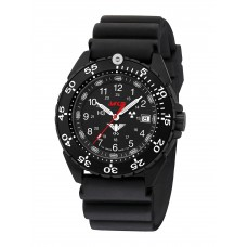 KHS Enforcer Black Steel watch