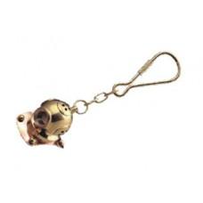 Diver Helmet Key ring