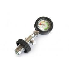 Pressure gauge DIN 300 BAR
