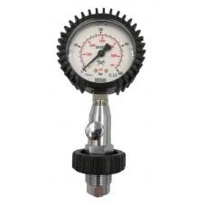 Pressure gauge DIN 200 BAR