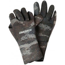 Omer Brown mimetic 2mm gloves