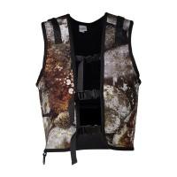 Omer weight vest Camo 3D