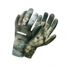 Omer Real 3D Camo 2 mm gloves