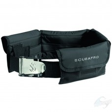 Scubapro weightbelt with 5 pockets